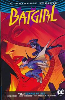 BATGIRL TP VOL 03 SUMMER OF LIES REBIRTH
