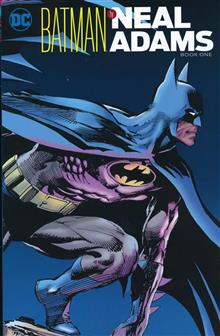 BATMAN BY NEAL ADAMS TP BOOK 01