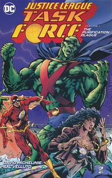 JUSTICE LEAGUE TASK FORCE TP VOL 01 PURIFICATION P