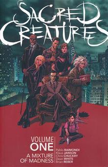 SACRED CREATURES TP VOL 01 (MR)