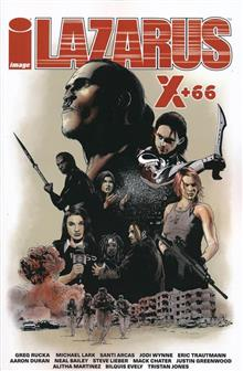 LAZARUS X PLUS 66 TP (MR)