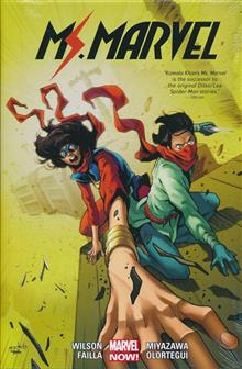 MS MARVEL HC VOL 04