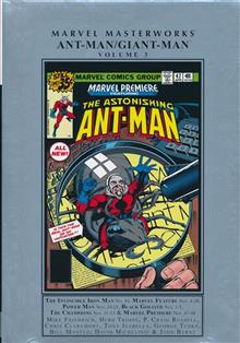 MMW ANT-MAN GIANT-MAN HC VOL 03
