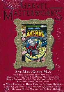 MMW ANT-MAN GIANT-MAN HC VOL 03 DM VAR ED 261