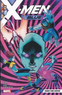 X-MEN BLUE TP VOL 03 CROSS TIME CAPERS