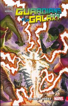 ALL NEW GUARDIANS OF GALAXY TP VOL 03 INFINITY QUE