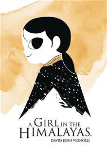 GIRL IN THE HIMALAYAS ORIGINAL GN