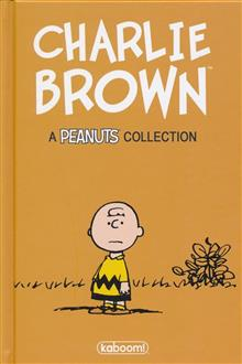 CHARLES M SCHULZ CHARLIE BROWN HC PEANUTS COLLECT