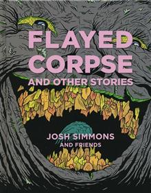 FLAYED CORPSE AND OTHER STORIES HC (MR)