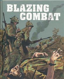 BLAZING COMBAT HC (CURR PTG) (MR)