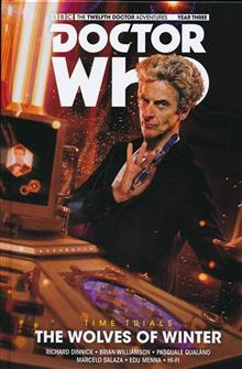 DOCTOR WHO 12TH TIME TRIALS HC VOL 02 WOLVES OF WI
