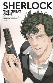 SHERLOCK THE GREAT GAME TP