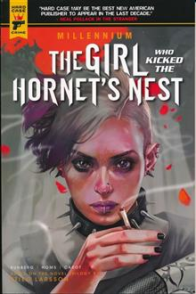 MILLENNIUM GIRL WHO KICKED THE HORNETS NEST TP #0