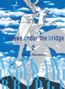 ARAKAWA UNDER THE BRIDGE GN VOL 02