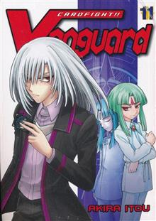 CARDFIGHT VANGUARD GN VOL 11