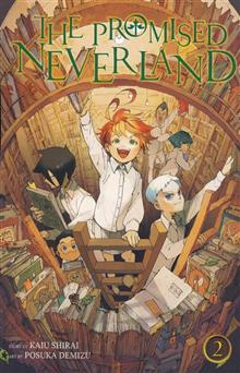 PROMISED NEVERLAND GN VOL 02