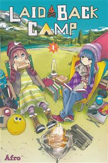 LAID BACK CAMP GN VOL 01