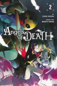 ANGELS OF DEATH GN VOL 02 (MR)
