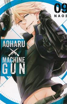 AOHARU X MACHINEGUN GN VOL 09