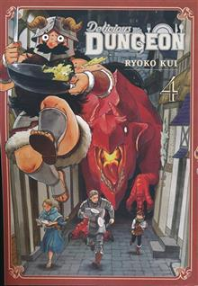 DELICIOUS IN DUNGEON GN VOL 04