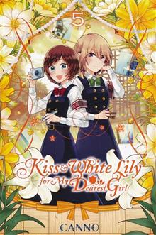 KISS & WHITE LILY FOR MY DEAREST GIRL GN VOL 05