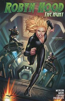 ROBYN HOOD THE HUNT TP