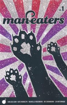 MAN-EATERS TP VOL 01