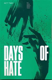 DAYS OF HATE TP VOL 02 (MR)