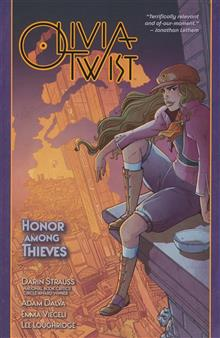 OLIVIA TWIST HC HONOR AMONG THIEVES