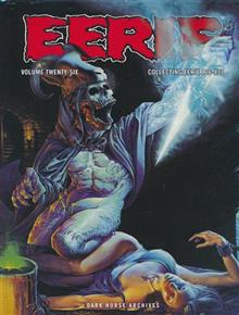 EERIE ARCHIVES HC VOL 26