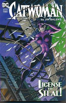 CATWOMAN BY JIM BALENT TP BOOK 02