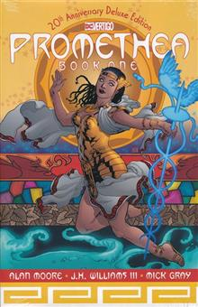 PROMETHEA 20TH ANNIV DELUXE EDITION HC VOL 01