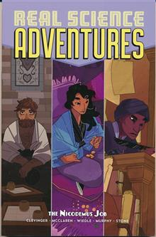 ATOMIC ROBO PRESENTS REAL SCIENCE ADVENTURES TP VOL 03