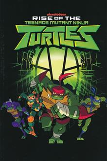 TMNT RISE OF THE TMNT TP VOL 01