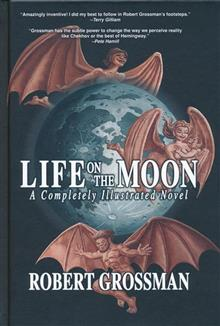LIFE ON THE MOON HC