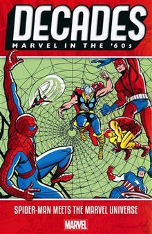 DECADES MARVEL 60S TP SPIDER-MAN MEETS MARVEL UNIVERSE