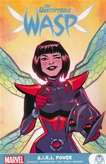 UNSTOPPABLE WASP GIRL POWER GN TP