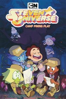 STEVEN UNIVERSE ORIGINAL GN VOL 04 CAMP PINING PLAY