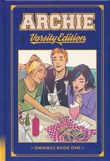 ARCHIE VARSITY ED HC VOL 01
