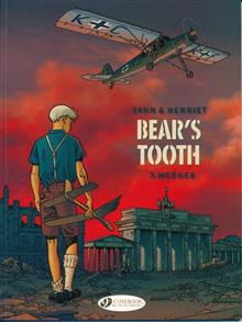 BEARS TOOTH GN VOL 03 WERNER