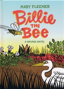 BILLIE THE BEE HC (C: 0-1-2)