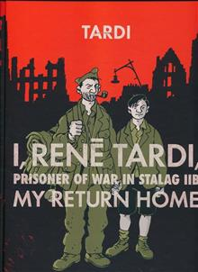 I RENE TARDI PRISONER OF WAR IN STALAG IIB HC VOL 02