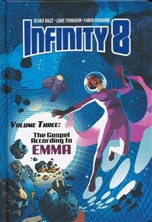 INFINITY 8 HC VOL 03 GOSPEL ACCORDING TO EMMA