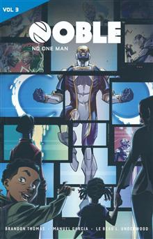 CATALYST PRIME NOBLE TP VOL 03 NO ONE MAN