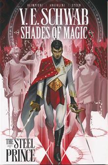 SHADES OF MAGIC TP VOL 01 STEEL PRINCE