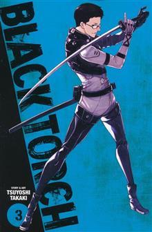 BLACK TORCH GN VOL 03 (C: 1-0-1)
