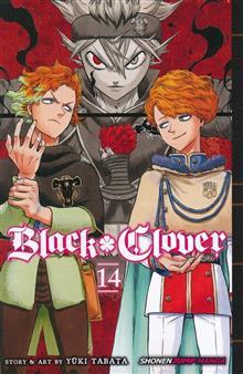 BLACK CLOVER GN VOL 14 (C: 1-0-1)