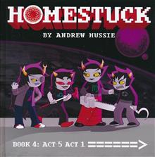 HOMESTUCK HC VOL 04 ACT 5 ACT 1 (C: 1-0-1)