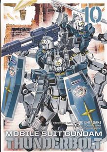 MOBILE SUIT GUNDAM THUNDERBOLT GN VOL 10 (C: 1-0-1)