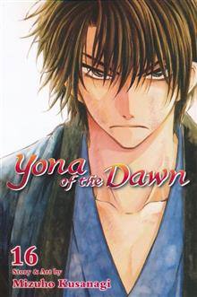 YONA OF THE DAWN GN VOL 16 (C: 1-0-1)